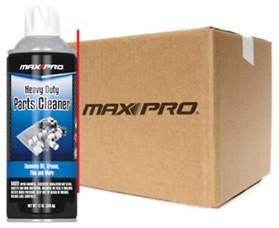 Max-Pro GO-002-152-12PK Heavy Duty Parts Cleaner - 12 oz. Pack of 12