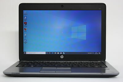 Business Office Laptop HP Elitebook 820 i5 4th Gen 128GB SSD Windows 10 Warranty