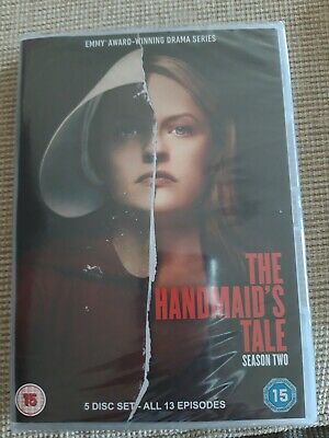 dvd The Handmaid's Tale season 2