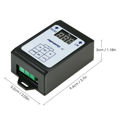 Voltage Detection Charging Discharge Monitor Relay Switch Controller DC 6~80V AU