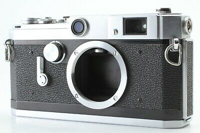 Canon VL2 VLII Rangefinder Film Camera Leica Screw Mount From Japan [EXC+++++]