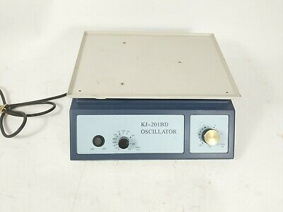 Orbital Shaker KJ-201bd Adjustable variable speed Oscillator orbital shaker lab