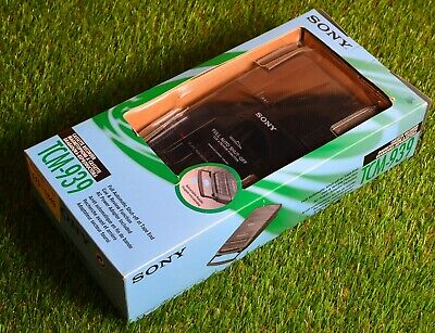 New Sony TCM-939 Portable Cassette Recorder Tape Player Machine