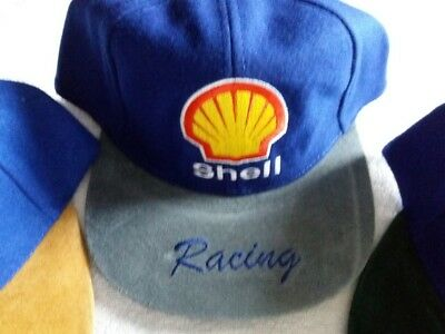 "NEUF - Casquette ""SHELL"" Racing - NEUVE"