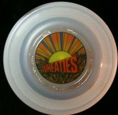 "Wheaties Frisbee ""1983 World Jr. Disc Contest Collectors Series"" Wheaties"