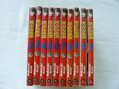 Lot De 10 Mangas Flame Of Recca En Francais