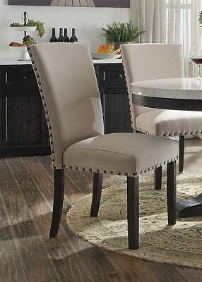 Side Chair in Salvage Dark Oak - Set of 2 [ID 3871834]