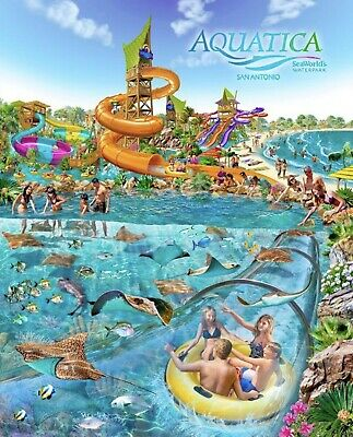 Seaworld San Antonio Aquatica Tickets A Discount Tool Save Promo ~ Best Deal