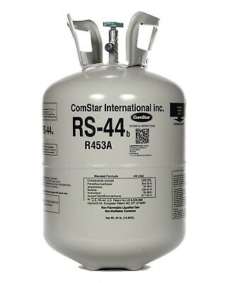 R22 Replacement, RS-44b, R453a Refrigerant, The Newest R22 Drop-in Replacement