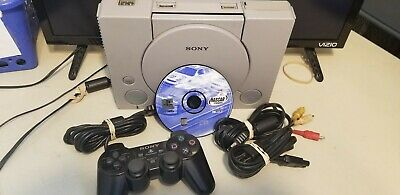 Sony PlayStation 1 complete Original Video Game Console Tested  PS1 SCPH-5001