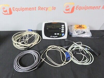 Nonin 9600 Portable Digital Desktop Pulse Oximeter Patient Monitor System