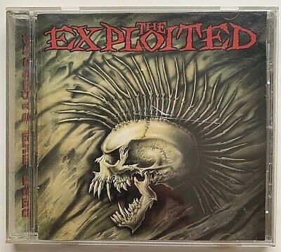 The Exploited - 2 Original Albums: Live On Stage & Live At The Whitehouse CD