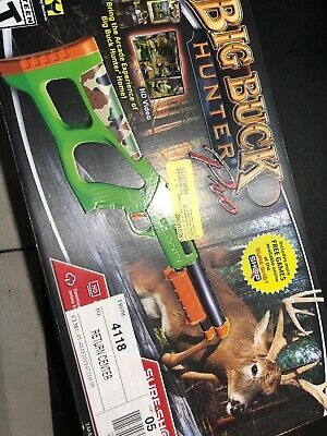 New Sure Shot HD Big Buck Hunter® Pro Video Game System