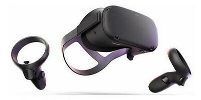 Oculus Quest All-in-one VR Gaming Headset System 128GB Black - NEW & UNOPENED