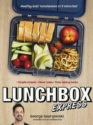 Lunchbox Express by George Georgievski Paperback Book Free Shipping!