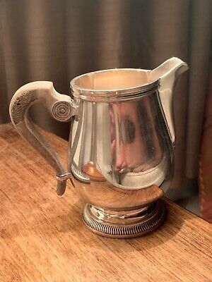 Christofle Silver Plated Milk Jug