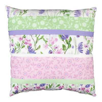 NEW Kids House Pretty Floral Swan Cushion By Spotlight