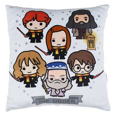 NEW Harry Potter Storybook Square Cushion By Spotlight