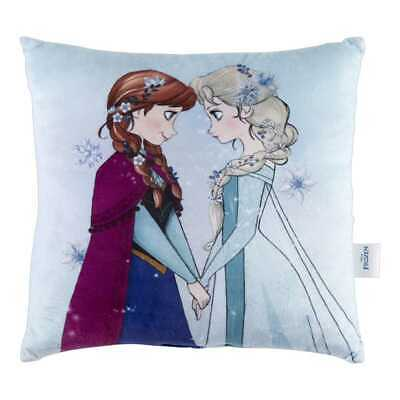 NEW Frozen Queen Square Cushion By Spotlight