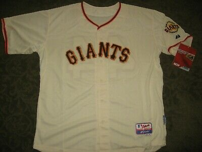 d3f062d4 NEW, SF GIANTS Willie McCovey jersey, sz mens XL,cream, all sewn on ...