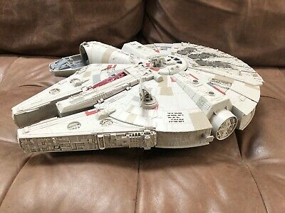 Disney Hasbro Star Wars MILLENNIUM FALCON Force Awakens 2008