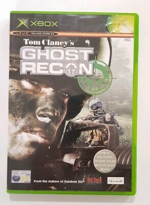 Tom Clancys Ghost Recon: (Microsoft Xbox)