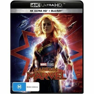 Captain Marvel (4K UHD/Blu-ray)