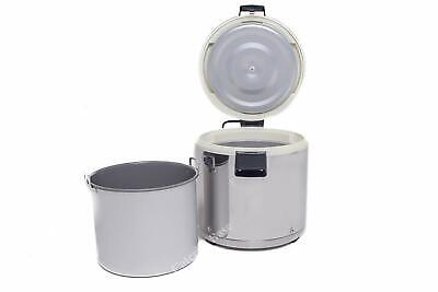 New 50 cups stainless steel commercial electric rice warmer restaurant take away