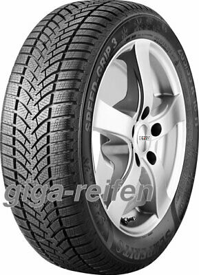 Winterreifen Semperit Speed-Grip 3 235/55 R19 105V XL M+S Kennung mit Felgenripp