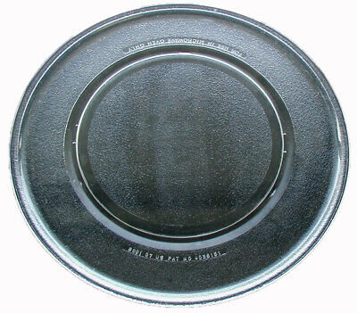 "Kitchen Aid Microwave Glass Turntable Plate / Tray 14 1/8"" # 4313640"