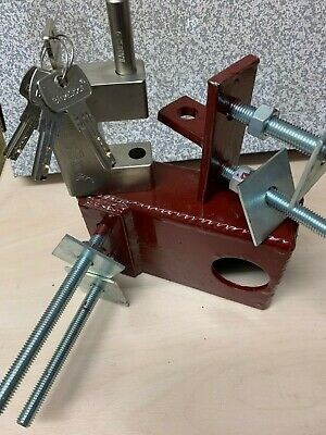 Gate Security Devices-Lockbox-Gates-Containers- Gatebox