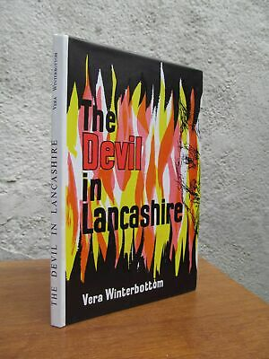 The Devil in Lancashire by Vera Winterbottom 1963 Lancashire Lore Witches Ghosts