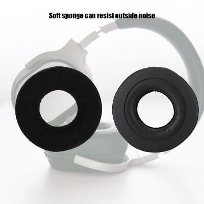 Replacement Earphone Foam Pad Sponge Earpads 2x105mm Headphone Ear Cup Cover