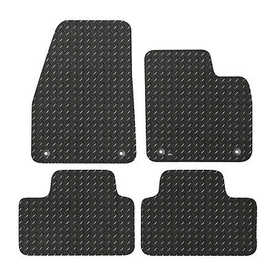 For Volvo XC40 2018+ Fully Tailored 4 Piece Rubber Car Mat Set