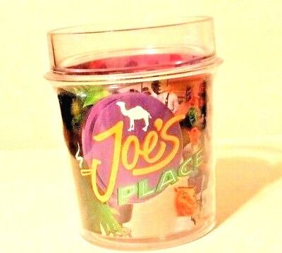 Camel Joe's PLACE THERMO-SERV 12-Oz Tumbler CUP 1994 Made-USA