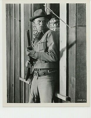 BACKLASH 1956 #22 Richard Widmark UNIVERSAL ORIGINAL
