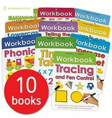 Wipe-Clean Workbook Collection