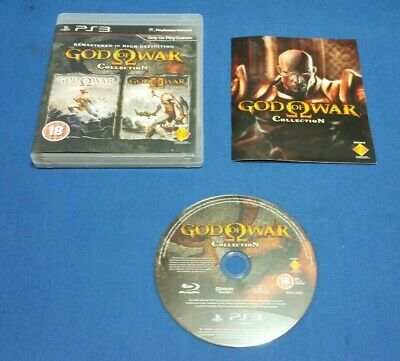 God Of War Collection - Sony Playstation 3 - UK PAL ***FREE P&P***