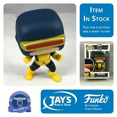 Funko Pop! Marvel 80th 1st Appearance X-Men Cyclops w/ Protector In Stock 10/21