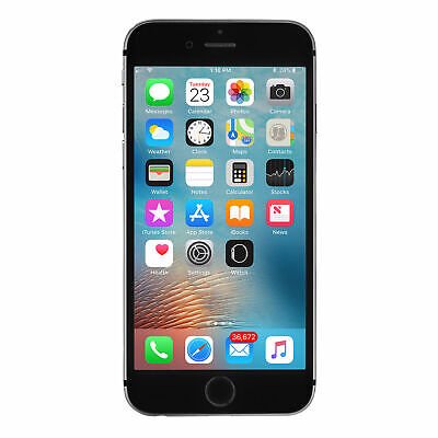 New Sealed APPLE iPHONE 6S 64GB Factory Unlocked Smartphone Same Day Dispatch