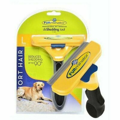 Furminator DeShedding Tool Small Large Dog / Short Hair - Brand New