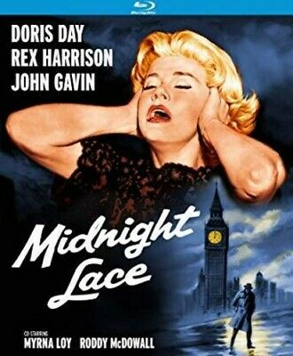 Midnight Lace (1960) 738329238216 (Blu-ray Used Very Good)