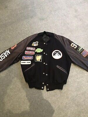 Days Of Thunder Roots Crew Jacket Tom Cruise Paramount Pictures Nascar Rare Film