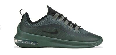 Nike Air Max Axis AA2146-301 Mineral Green Black Men's Sportswear Running Shoes