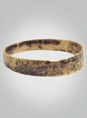 Ancient Viking  Ring X design C.866-1067A.D. Size 10 1/2  (21mm)
