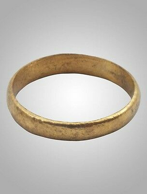 Ancient Viking  wedding Ring,  wedding band, Size 11 1/2 (21.2mm)(Brr1014)