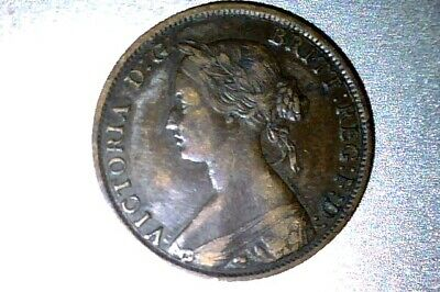 Canada  1861 Nova Scotia   Large Cent   - Au     #Q087
