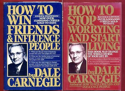 2 Dale Carnegie- How to Win Friends and Influence People + How to Stop Worrying