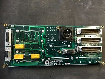 0100-18065; Amat, Pcb Assembly Chamber Tray Ultima Position B & D