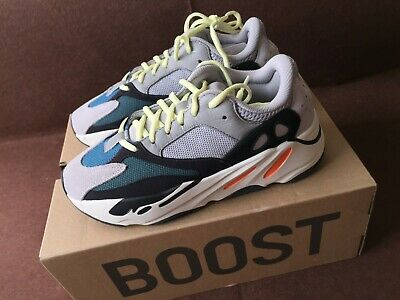 7f9f61622 ADIDAS YEEZY BOOST 700 Wave Runner By Kanye West Mens Size 7 Wmns ...